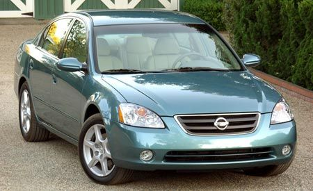 2003 Nissan Altima 3.5SE