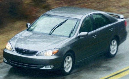 Camry For Sale >> 2003 Toyota Camry SE