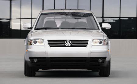 2003 Volkswagen Passat GL 1.8T