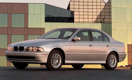 2003 BMW 530iA