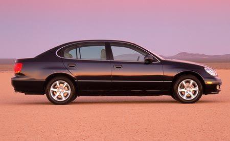 2003 Lexus GS300