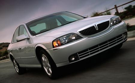 2003 Lincoln LS V-8