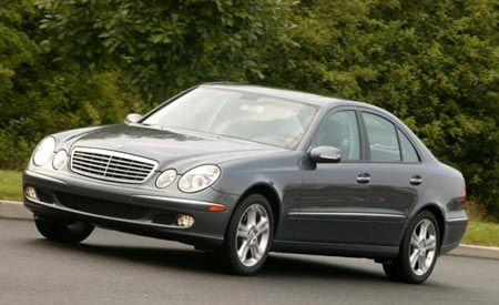 2003 Mercedes-Benz E320