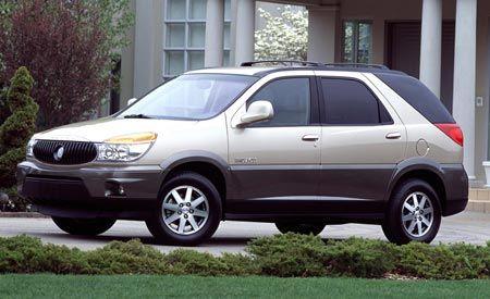 2003 Buick Rendezvous CXL Versatrak AWD