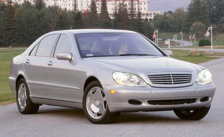 2003 Mercedes-Benz S600