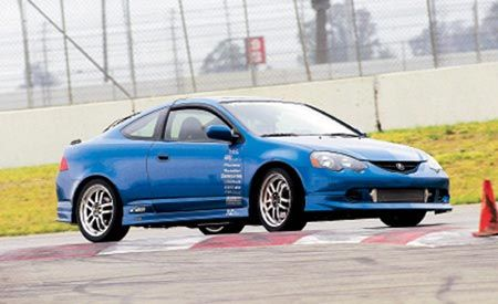 2002 HKS USA Acura RSX Type-S