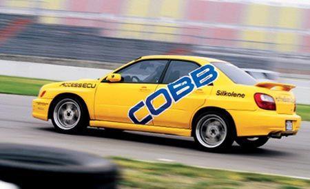 2003 Cobb Tuning Subaru Impreza WRX