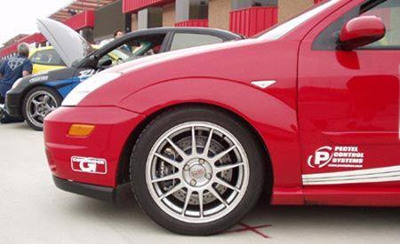 2003 Jackson Racing Ford SVT Focus