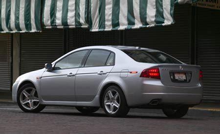 Acura TL - Acura 2004 tl price