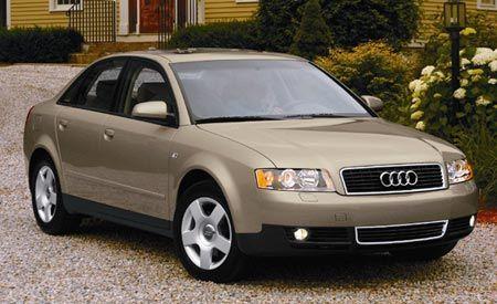 2004 Audi A4 3.0 Quattro