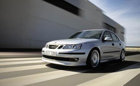 2004 Saab 9-3 Arc