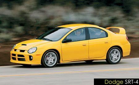 2003 Dodge SRT-4