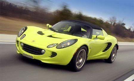 2004 Lotus Elise