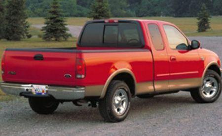 2004 Chevy Silverado vs. 2004 Dodge Ram vs. 2004 Ford F-150, 2004 ...