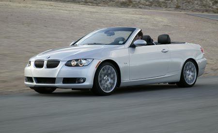 BMW I Comparison Tests Comparisons Car And Driver - 2007 bmw 328i convertible