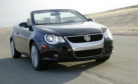 2007 Volkswagen Eos 3.2