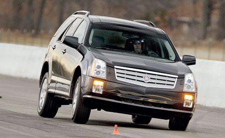 2007 Cadillac SRX AWD V-8