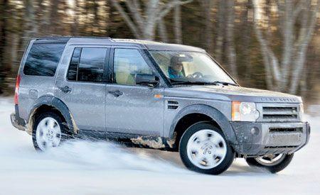 2007 Land Rover LR3 HSE