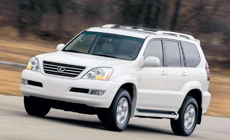 2007 lexus gx470. Black Bedroom Furniture Sets. Home Design Ideas