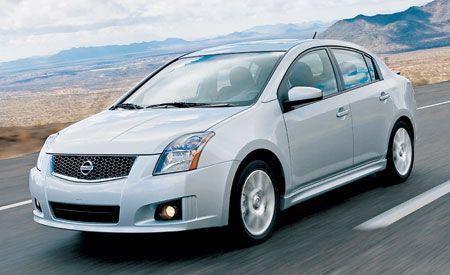 2007 Nissan Sentra SE-R Spec V