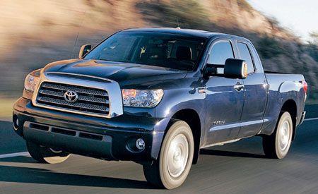 2007 Toyota Tundra 4x4 Double Cab