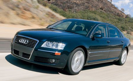 Audi AL Quattro - 2006 audi a8