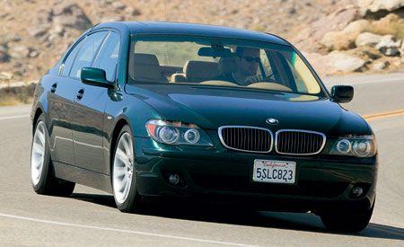 BMW Li Comparison Tests Comparisons Car And Driver - 2007 bmw 750il