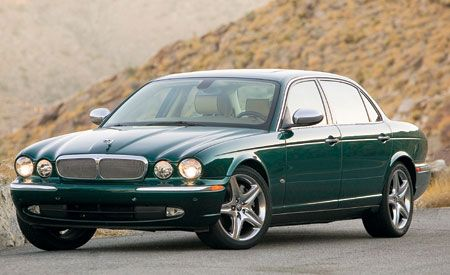 2006 Jaguar Super V-8