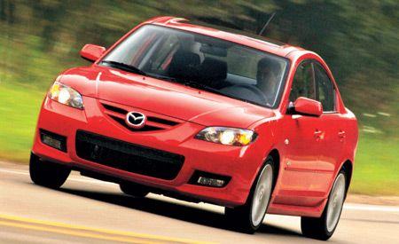 2007 Mazda 3s Touring