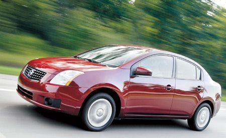 2007 Nissan Sentra 2.0S