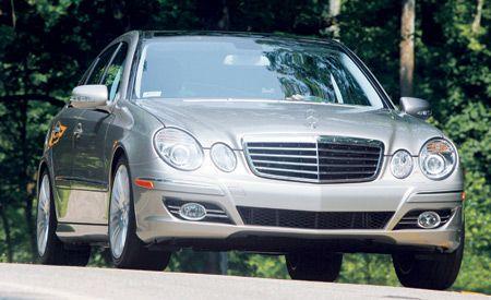 2008 mercedes e550 specs