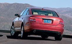 2005 Audi A6 4.2 Quattro