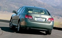 2005 Lexus GS430