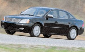 Ford Five Hundred Limited
