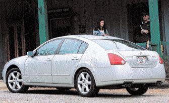 Nissan Maxima 3.5SE