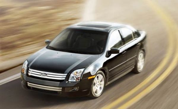 2006 Ford Fusion Sel V 6
