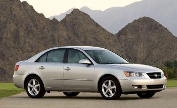 2006 Hyundai Sonata LX V-6