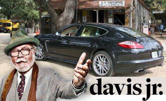 David E. Davis Jr.: The Texas 1000: Seeing the Hill Country From a Porsche Panamera