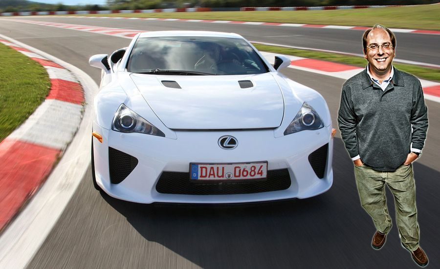 Eddie Alterman: Behold the New Lexus WTF