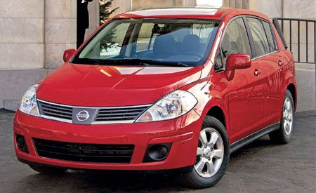 2007 Nissan Versa 18sl