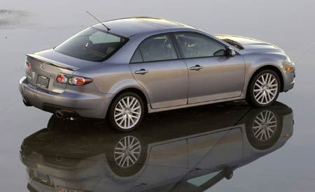 2006 Mazdaspeed 6