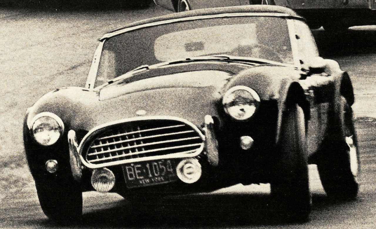 1965 Shelby AC Cobra 289