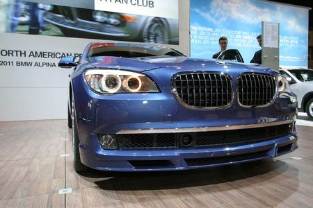 2010 BMW Alpina B7