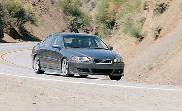 2005 Volvo S60R AWD
