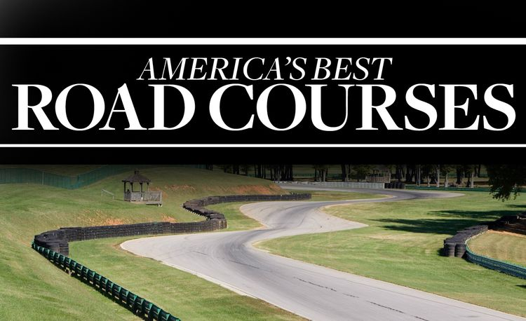 America's Best Road Courses