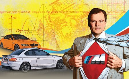 BMW's M Division Goes Back to the Future