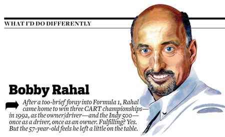 Bobby Rahal: What I'd Do Differently
