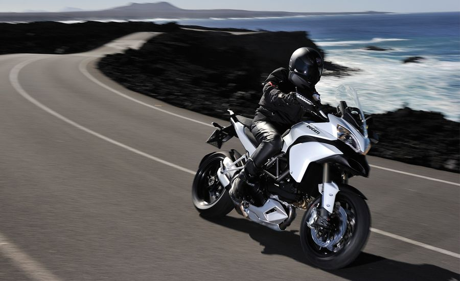 From Four Wheels to Two: Motorcycles Adopt Automotive Technology