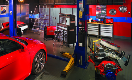"""Garage Mahal"" Overhauls our Garage"