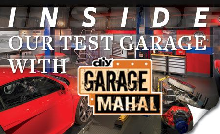 """Garage Mahal"" Overhauls our Garage"